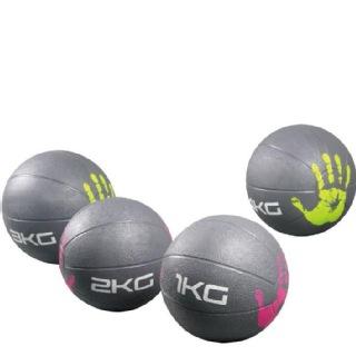 B Fit USA Medicine Ball,  Gray  5 Kg