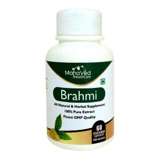 Mahaved Brahmi Extract,  60 capsules