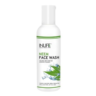 INLIFE Face Wash,  200 ml  Neem