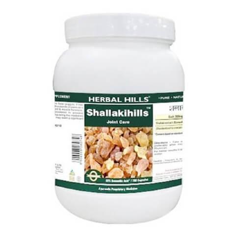 Herbal Hills Shallakihills,  700 capsules