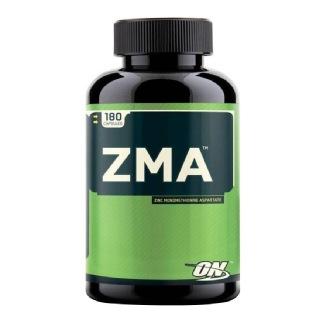 ON (Optimum Nutrition) ZMA,  180 capsules  Unflavoured