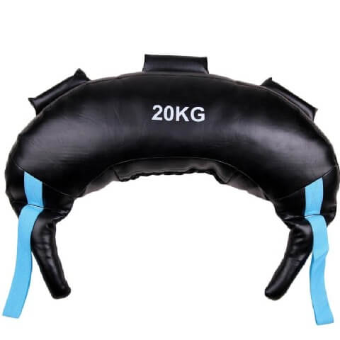 B Fit USA Bulgarian Bag,  Black  20 kg