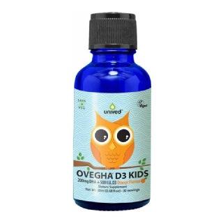 Unived Ovegha D3 Kids (200 mg),  20 ml
