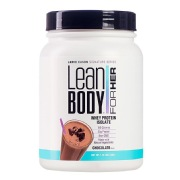 Labrada Lean Body Isolate for Her,  1.4 lb  Chocolate