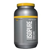 Isopure Zero Carb Protein Powder,  3 lb  Banana Cream