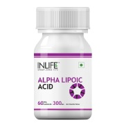 INLIFE Alpha Lipoic Acid,  60 veggie capsule(s)