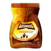 Dr. Juneja's Accumass Granules (25g Free),  0.5 kg  Chocolate