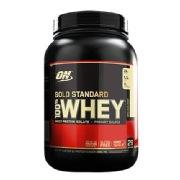 ON (Optimum Nutrition) Gold Standard 100% Whey Protein,  2 lb  Vanilla Ice Cream