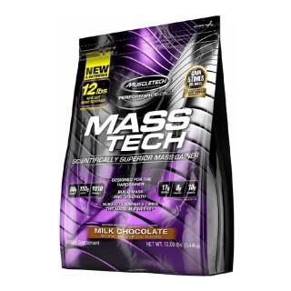 MuscleTech Mass Tech Performance Series, Milk Chocolate 12 lb
