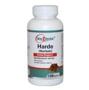 Way2Herbal Haritaki,  120 capsules