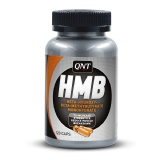 QNT HMB (250 Mg),  120 Capsules  Unflavoured