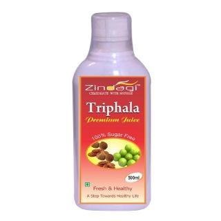 Zindagi Triphala Juice,  Natural  500 ml