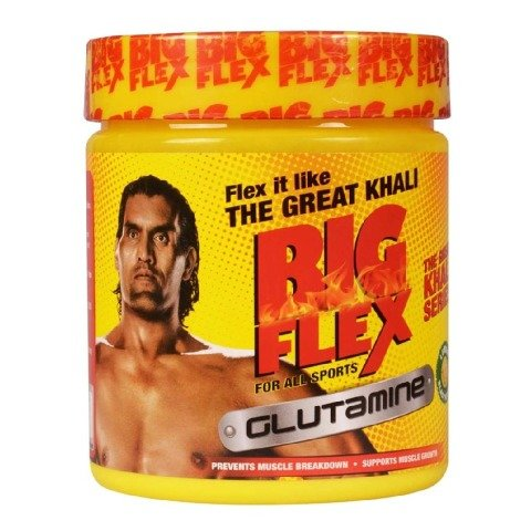 Big Flex Glutamine,  0.66 lb  Lemon Blast