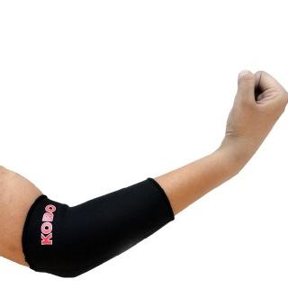 KOBO Neoprene Elbow Support (3630),  Black  XL