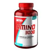 MetRx Amino 3000,  180 caplets  Unflavoured