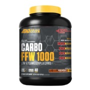 Extreme Muscle Carbo FFW 1000,  9 lb  Creme Chocolate