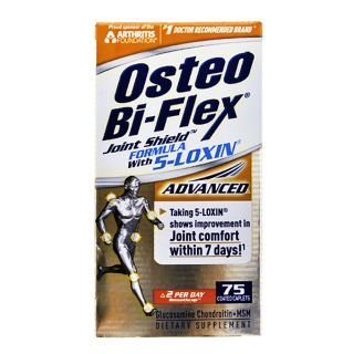 Osteo Bi-flex Advanced,  75 caplets