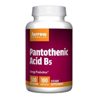 Jarrow Formulas Pantothenic Acid B5,  Unflavoured  100 capsules