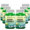 Morpheme Remedies Green Coffee+ (Pack of 6),  60 capsules