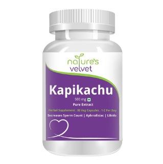 Natures Velvet Kapikachu Pure Extract (500 mg),  60 capsules
