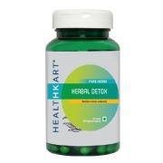 HealthKart Herbal Detox,  60 capsules