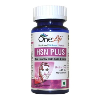 OneLife HSN Plus,  60 tablet(s)  Unflavoured