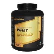 MuscleBlaze Whey Gold, 4.4 lb Mocha Cappuccino