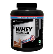 MuscleBlaze Whey Premium,  4.4 lb  Rich Milk Chocolate