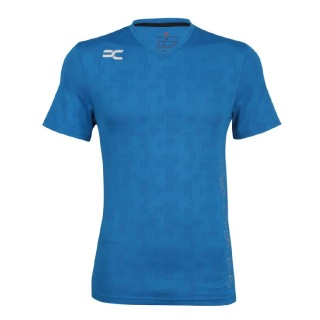 Rocclo T Shirt-5053,  Sky Blue  Large