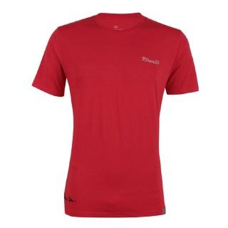 Rocclo T Shirt-5086,  Red  Large