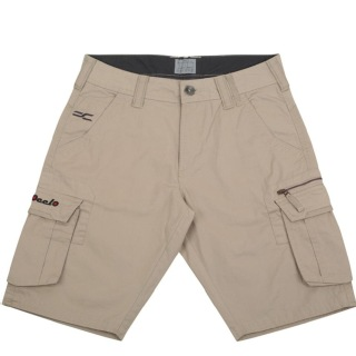 Rocclo Cargo Shorts-5108,  Beige  Medium