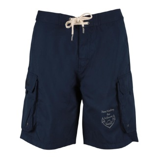Rocclo Shorts-5063,  Navy Blue  XL