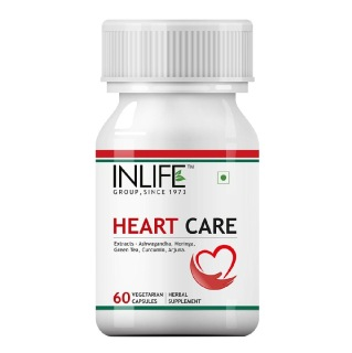 INLIFE Heart Care,  60 capsules