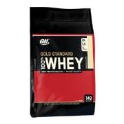 ON (Optimum Nutrition) Gold Standard 100% Whey Protein,  10 lb  Vanilla Ice Cream