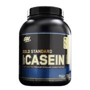 ON (Optimum Nutrition) Gold Standard 100% Casein,  4 lb  Creamy Vanilla