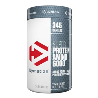 Dymatize Super Protein Amino 6000,  345 caplets  Unflavoured