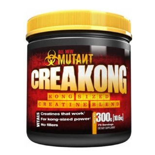 Mutant Creakong,  Unflavoured  0.66 lb