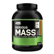 ON (Optimum Nutrition) Serious Mass,  6 lb  Chocolate Peanut Butter