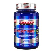Allmax Creatine HCL,  Unflavoured  90 capsules