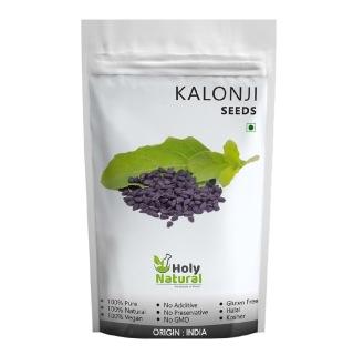 Holy Natural Kalonji Seeds,  0.250 kg