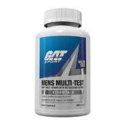GAT Mens Multi+Test,  150 tablet(s)  Unflavoured