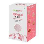 NutroActive Mineral Salt Himalayan Pink Extra Fine Grain,  500 g