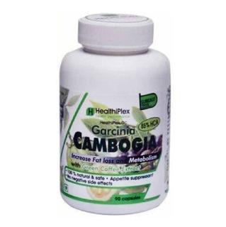 HealthiPlex Garcinia Cambogia,  90 capsules