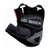 KOBO Gym Gloves (WTG-04),  Red & Black  Large