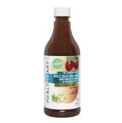HealthKart Apple Cider Vinegar with Mother, 0.5 L Ginger, Garcinia & Green Coffee