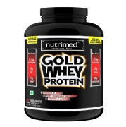 Nutrimed Gold Whey Protein,  5 lb  Vanilla