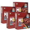 MuscleBlaze Protein Bar 22g Protein 6 Piece - Pack of 4