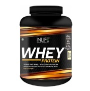 INLIFE Whey Protein,  5 lb  Vanilla