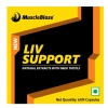 MuscleBlaze Liv Support with Milk Thistle,  60 capsules