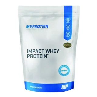 Myprotein Impact Whey Protein,  2.2 lb  Chocolate Brownie